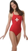 ABC Lifeguard Swimsuit